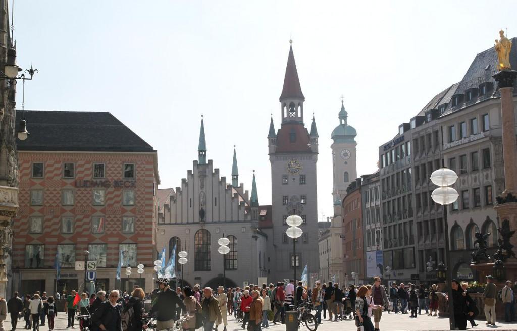 Мариенплац,_Мюнхен